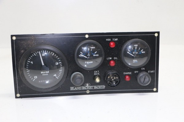 Island Packet Engine Panel Sailboat Yanmar 2gm 3gm Ignition