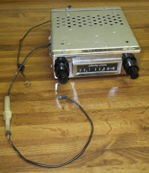 Poll  Vintage Underdash Radios For A '64 Midget   Mg Midget Forum