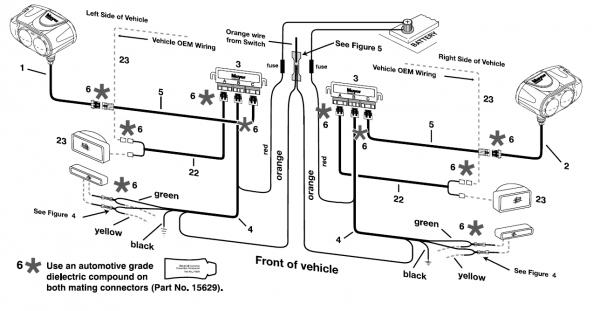 Meyer Plow Light Wiring