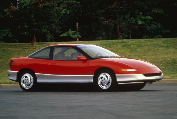 1991–92 Saturn Sc '1990–92