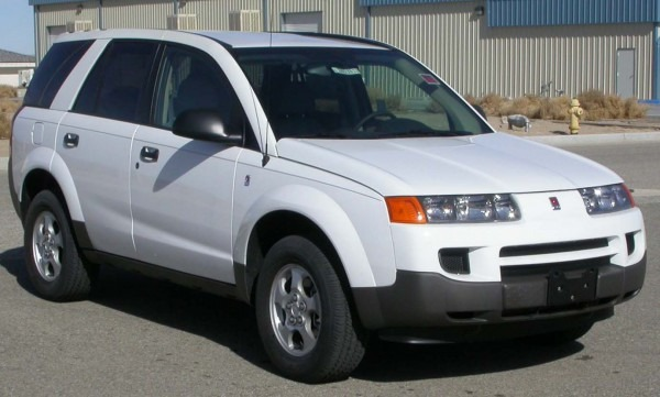 2001 Saturn Vue – Pictures, Information And Specs