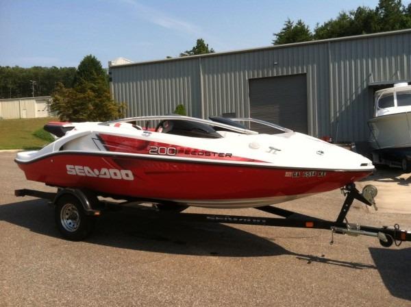 Sea Doo Speedster 200 2007 For Sale For $13,000