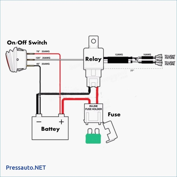 On Off On Toggle Switch Diagram