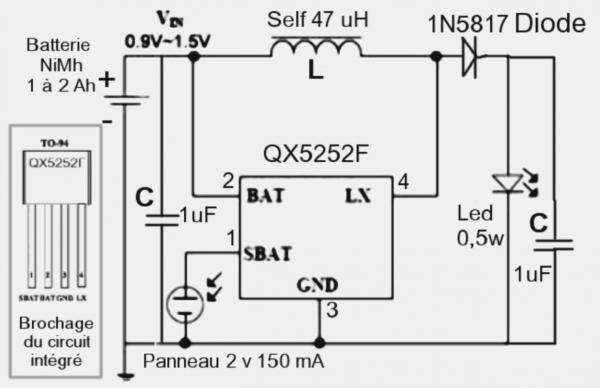 Solar Xtreme Light Wiring Diagram