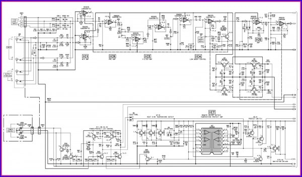 Diagram Sony Amp Wiring File Fl41999