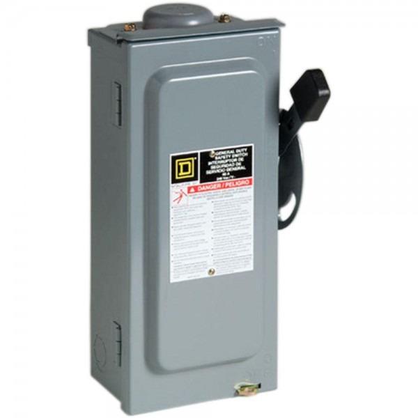 Square D 60 Amp 240