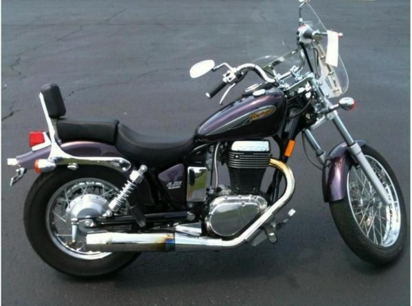 2004 Suzuki Savage 650