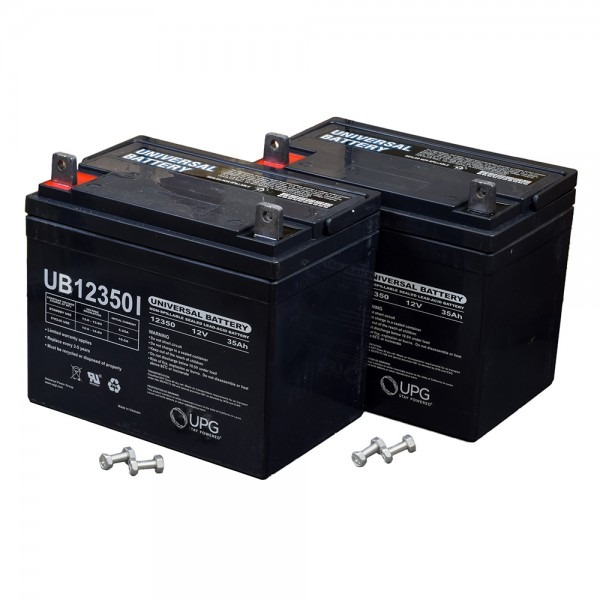 24 Volt U1 Battery Pack For The Jazzy 1113 Ats