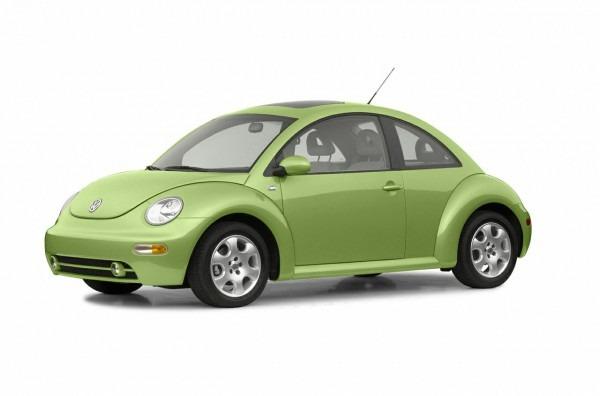 2003 Volkswagen New Beetle Safety Recalls