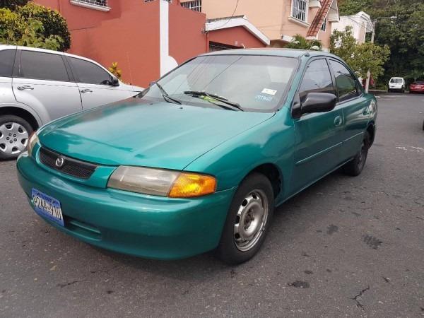 Vendo Mazda Protege 98 – Carros En Venta San Salvador El Salvador