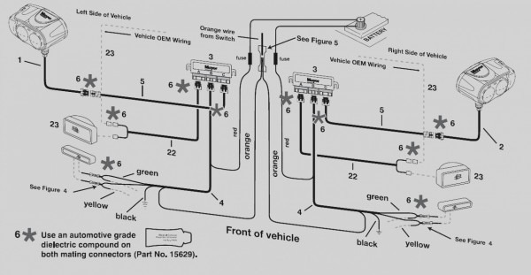 Meyer E 47 Wiring Switches Diagram