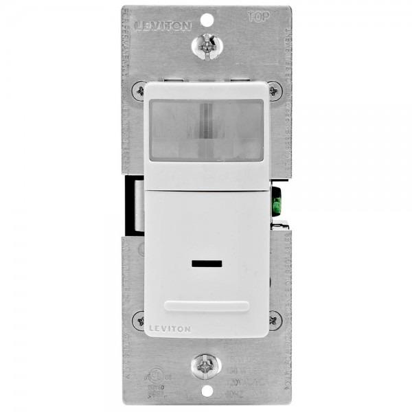 Leviton Decora Motion Sensor In