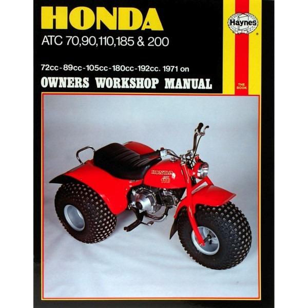 Haynes Manual 565 Hon Atc 70 90 110 185 200  U2013 Car Wiring