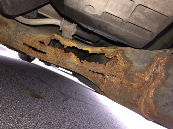 2005 Chrysler Pacifica Engine Cradle Rot  15 Complaints