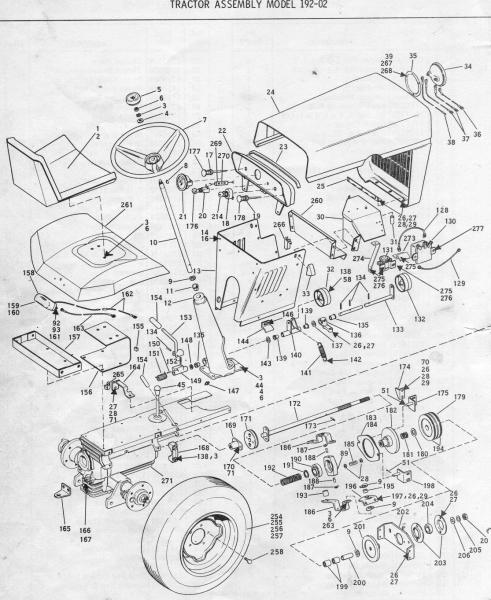 Bolens Parts Manual