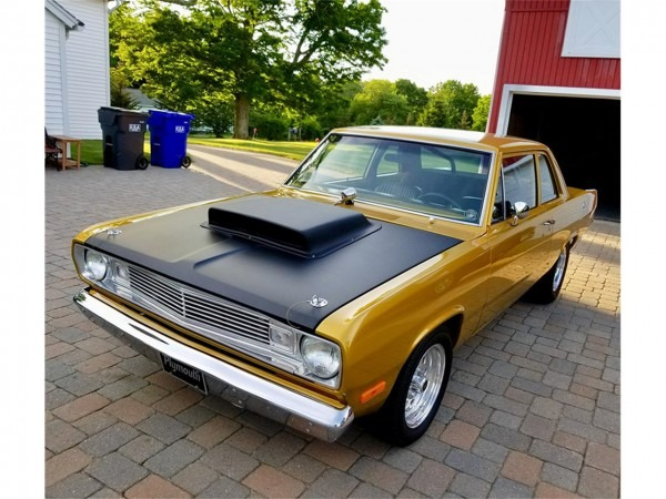 1969 Plymouth Valiant For Sale