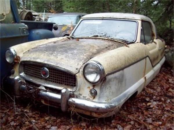 1961 Nash Metropolitan For Sale