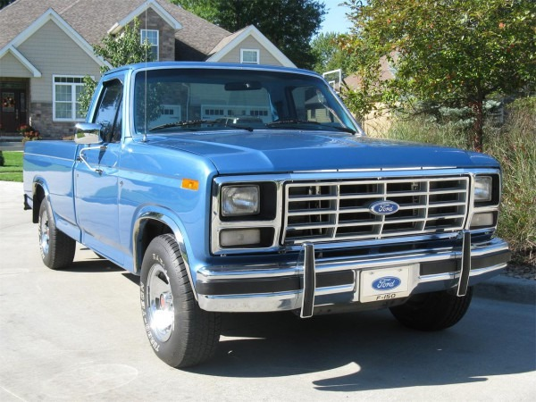 1980 Ford F150 For Sale