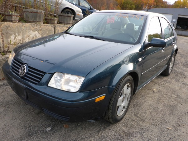 2002 Volkswagen Jetta Oem Replacement Parts    East Coast Auto Salvage