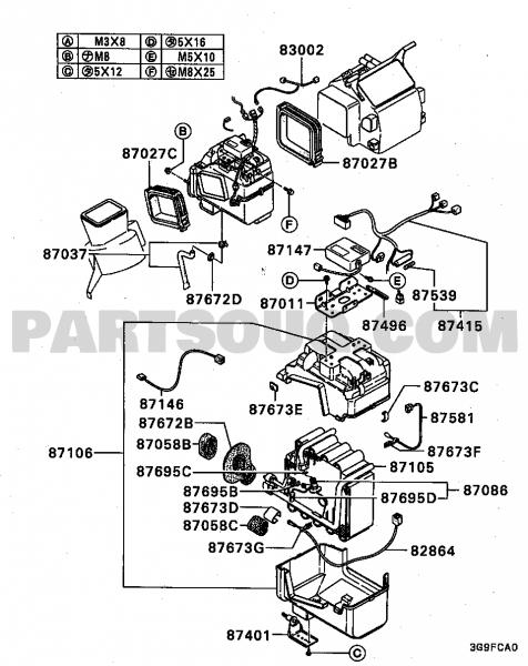 Jp Parts Diagram