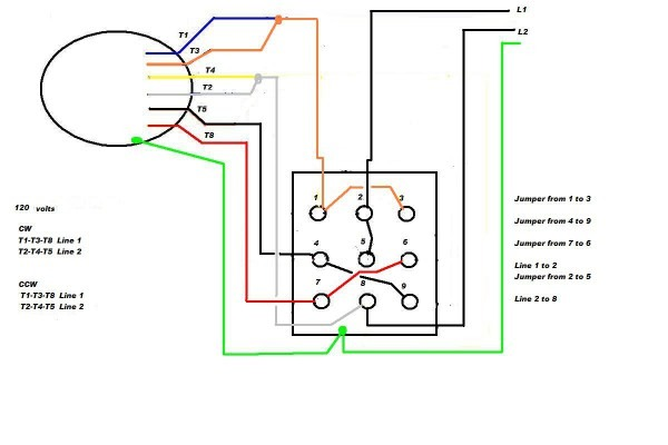 230v Single Phase Wiring
