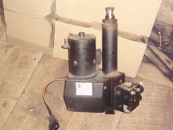 Fisher Minute Mount Plow Sehp Pump Motor On Popscreen