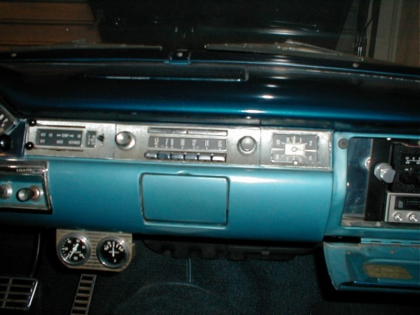 Radio For 1965 Mustang