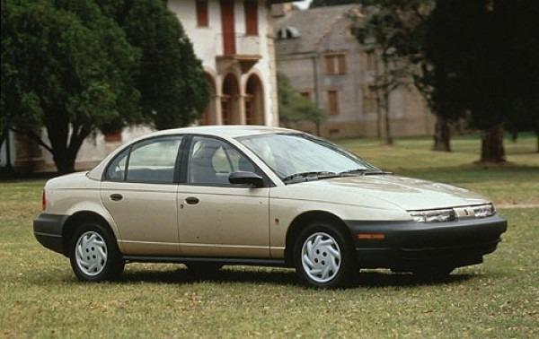 1996 Saturn S