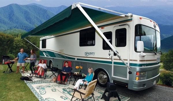This Rv Is Ready To Rock
