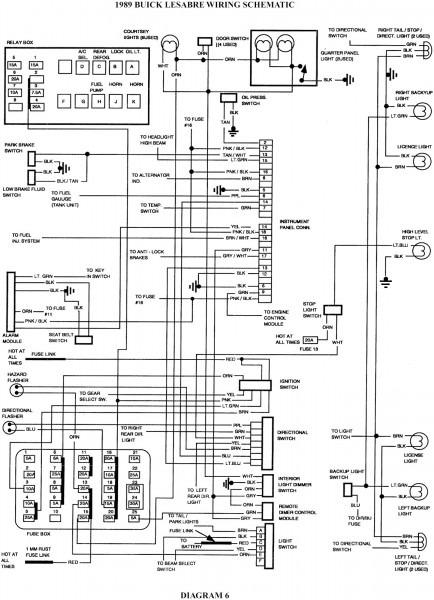 2003 Buick Century Parts Diagram