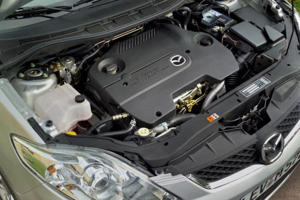 2006 Mazda 5 Fuel Filter