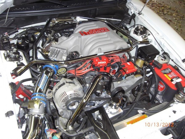 Bbk Mustang 70mm Throttle Body 1523 (94