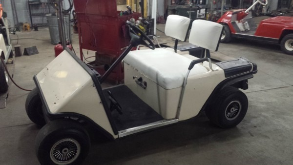 Rusty Latimer's Golf Cars Carts We Have For Sale_____ 641