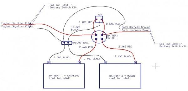 Marine Navigation Lights Wiring Diagram