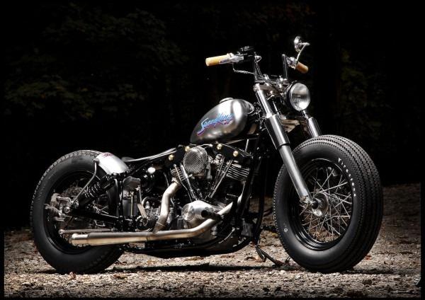 1979 Harley Davidson Fx Shovelhead  Speedking Usa  Bobber Matching