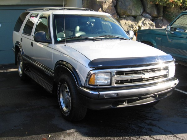 Bick66 1996 Chevrolet S10 Blazer Specs, Photos, Modification Info