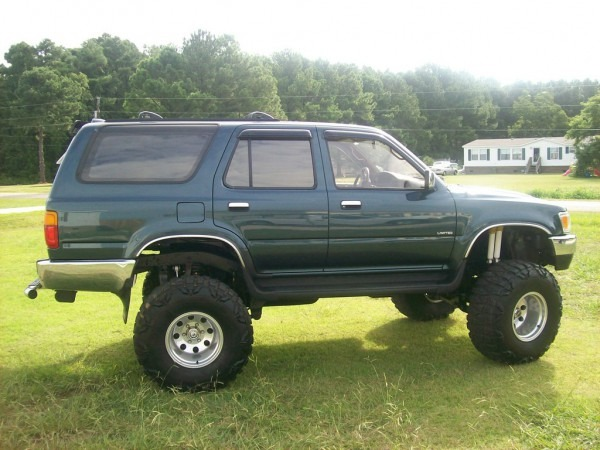 Beachburban 1995 Toyota 4runner Specs, Photos, Modification Info