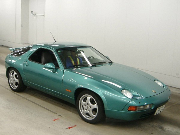 Bunch Of Japanese 928s For Auction This Week