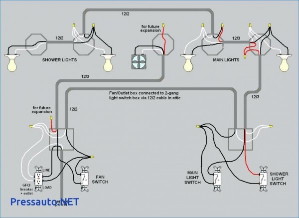 3 way switch with 4 wires E250 Blower Fan Resistor Wiring