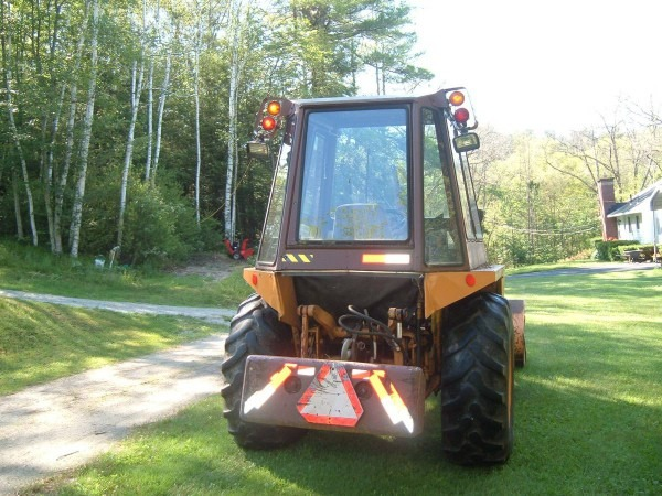 Buying A Budget Case 580c Tractor For Land Maintenance And Snow