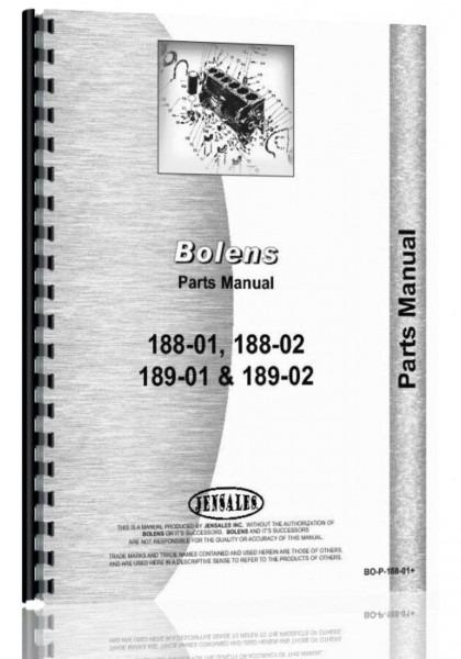 Bolens Husky 188