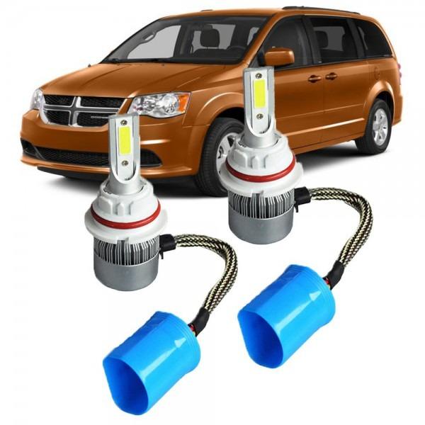 Amazon Com  9004 Hb1 Led Headlight Kit Bulb For Dodge Ram Pickup