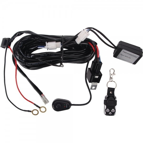 Amazon Com  Northpole Light Remote Control Wiring Harness For Led
