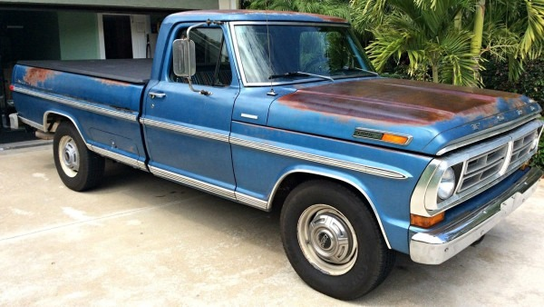 Tow Ready Classic  1972 Ford F