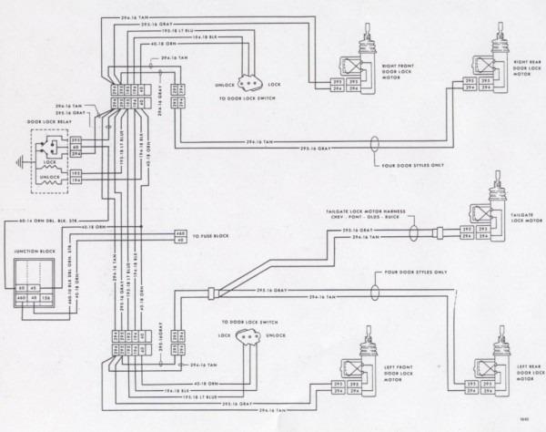 1969 Camaro Ignition Wiring Diagram