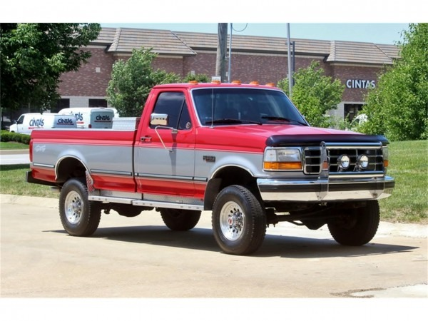 1994 Ford F350 4x4 52k Actual Miles!!! For Sale