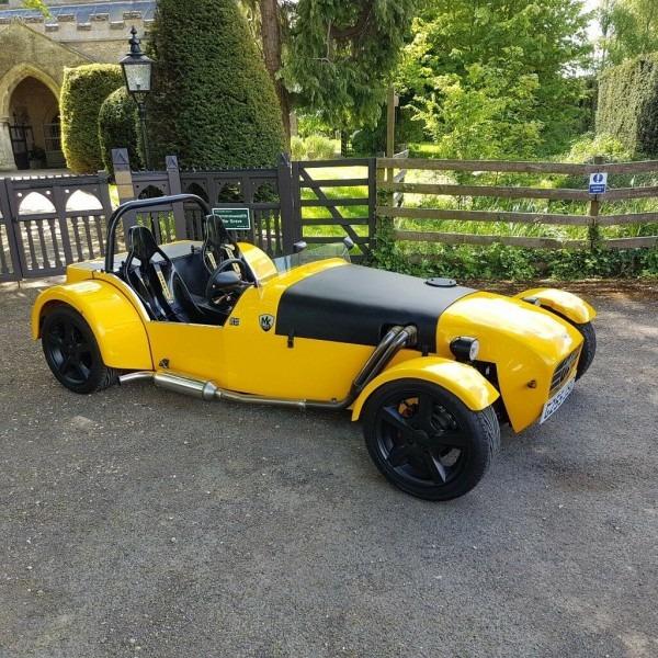 Mk Indy Kit Car Mkindy Not Robin Hood Westfield Tiger Gbs Zero