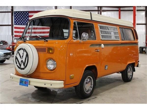 1974 Volkswagen Westfalia Camper For Sale