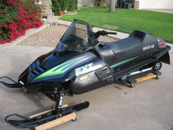 Arctic Cat Ext 580