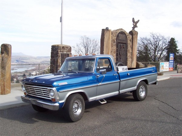 1967 Ford Ranger For Sale